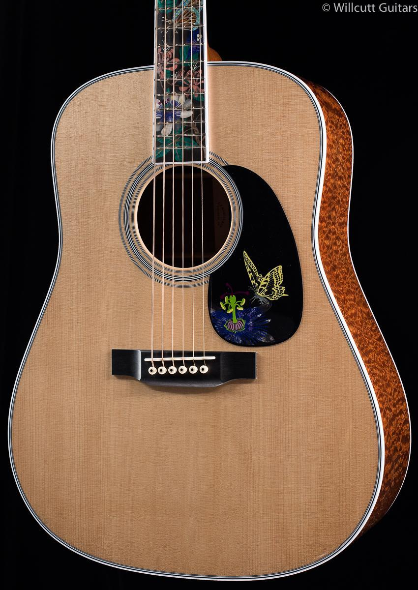 Martin Custom Shop Dreadnought Butterfly (453)