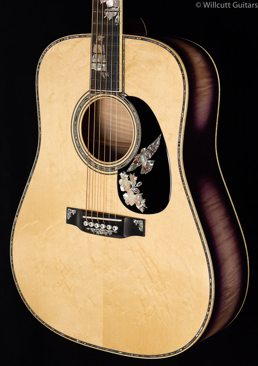 Martin D-42 Purple Martin Limited Edition