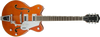 Gretsch G5422T Electromatic Hollow Body Double Cut Bigsby Orange Stain (438)