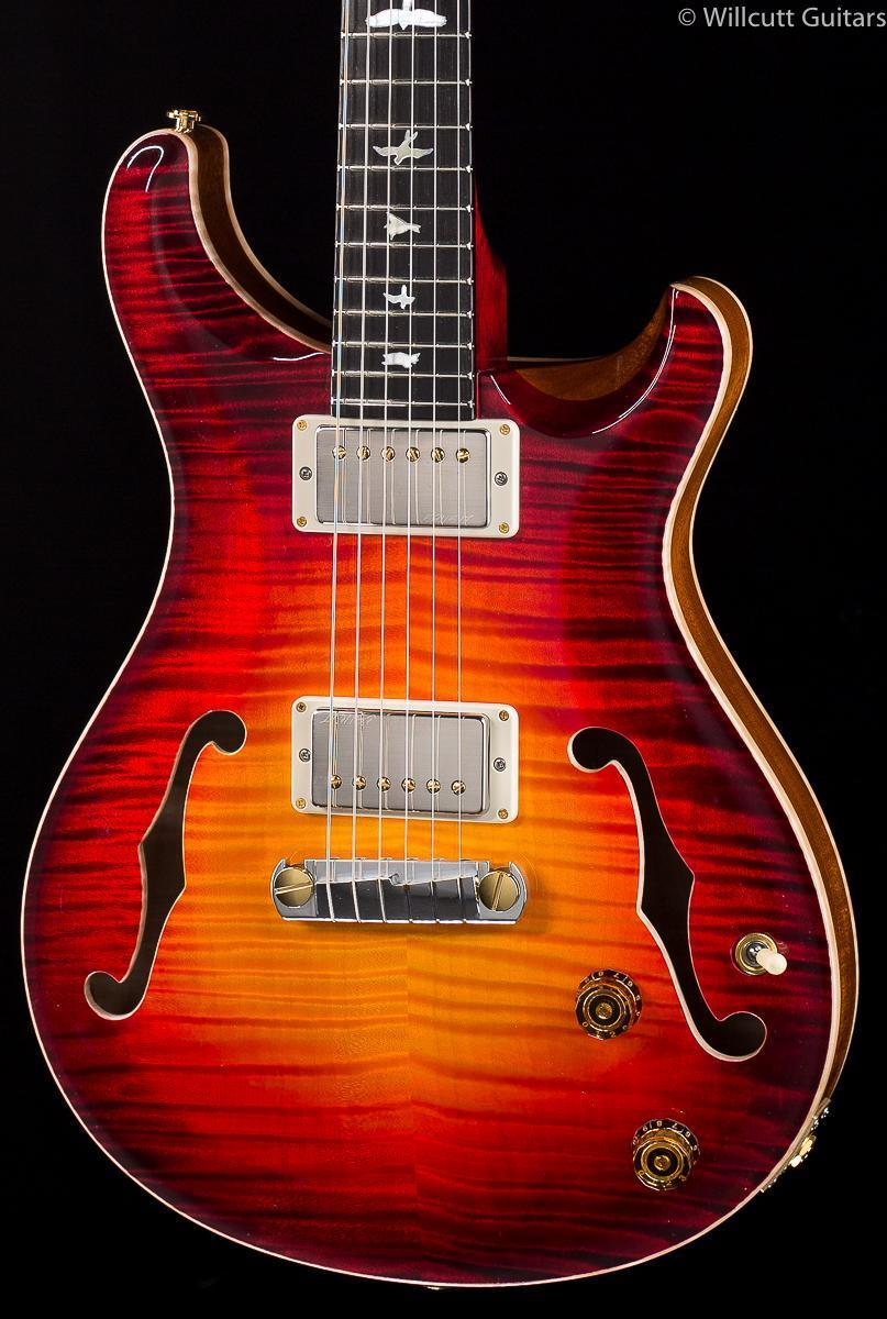 PRS Private Stock 7439 Hollowbody II Dragons Breath Glow