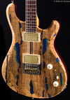 Knaggs Chesapeake Severn, Tier 2, Natural Spalt Top, Blue Lapis Inlay w/case