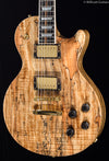 Nik Huber Orca 59 Natural Spalted Maple (268)