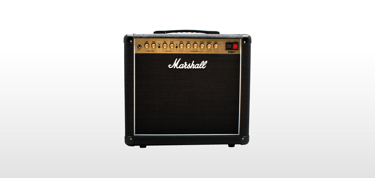 Marshall DSL20 Combo Reverb w/ FX Loop