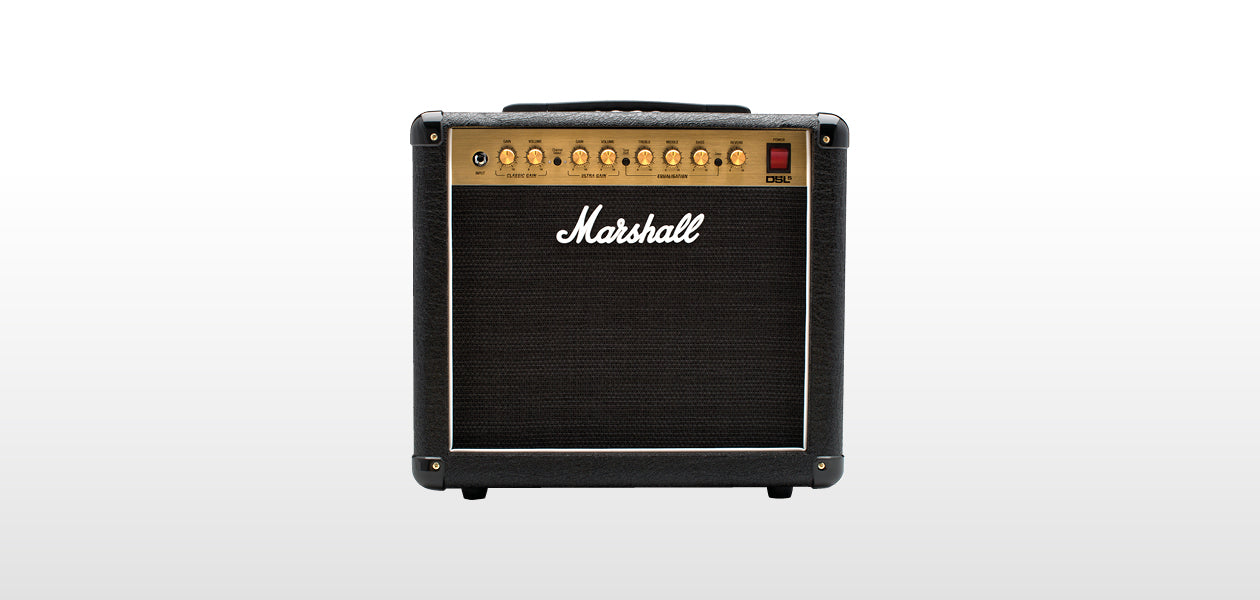 Marshall DSL5 Combo Reverb 1W w/ FX Loop