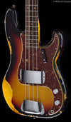 Fender Custom Shop 1960 Precision Bass® Heavy Relic® 3-Color Sunburst (927)