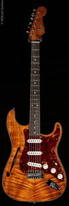 Fender Custom Shop LTD Artisan Koa Thinline Stratocaster (109)