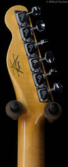 Fender Custom Shop LTD' 72 Tele Thinline Journeyman Relic Aged White Blonde (011)