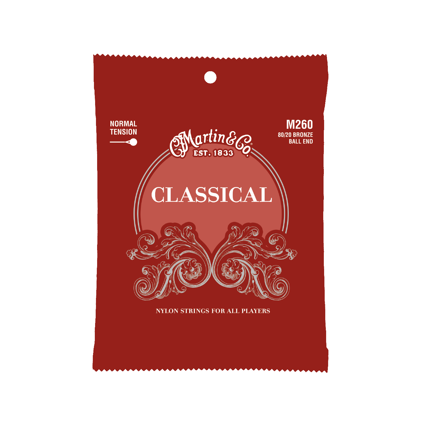 Martin Classical Nylon Guitar Strings - Normal Tension