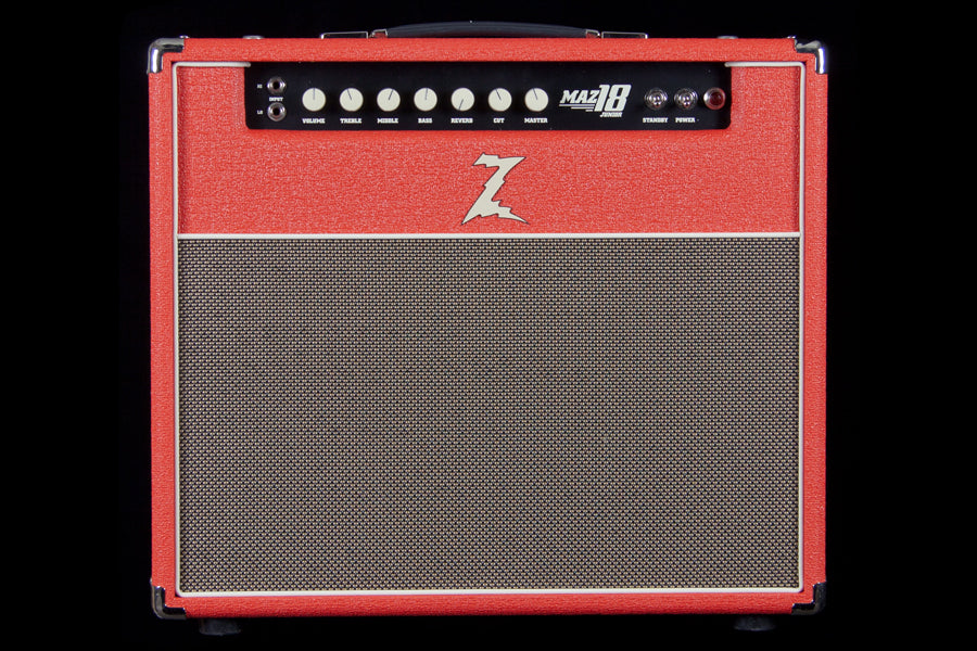 Dr. Z Maz 18 Jr. 1x12 Combo Red