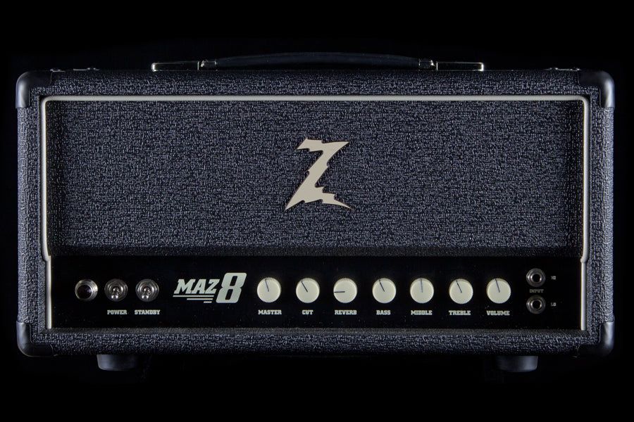 Dr. Z Maz 8 Head Black
