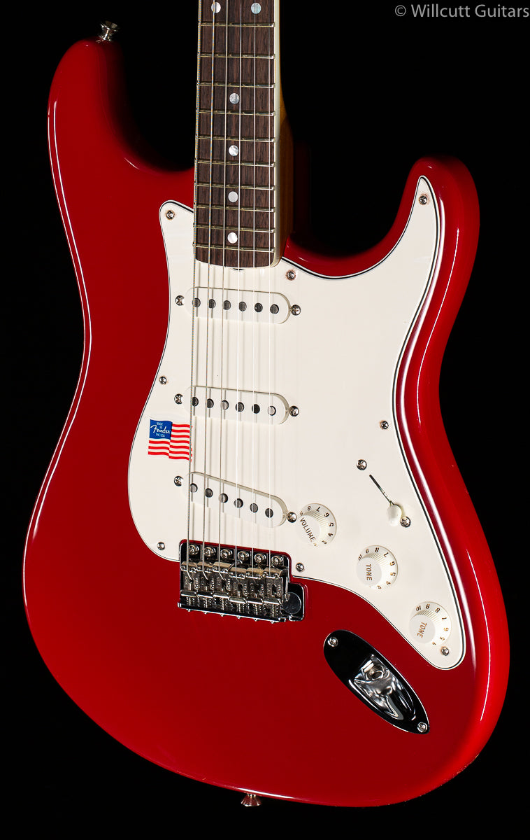 Fender Eric Johnson Stratocaster Dakota Red Rosewood DEMO