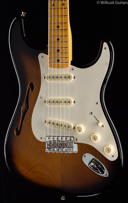 Fender-Eric-Johnson-Thinline-Stratocaster-2-Color-Sunburst