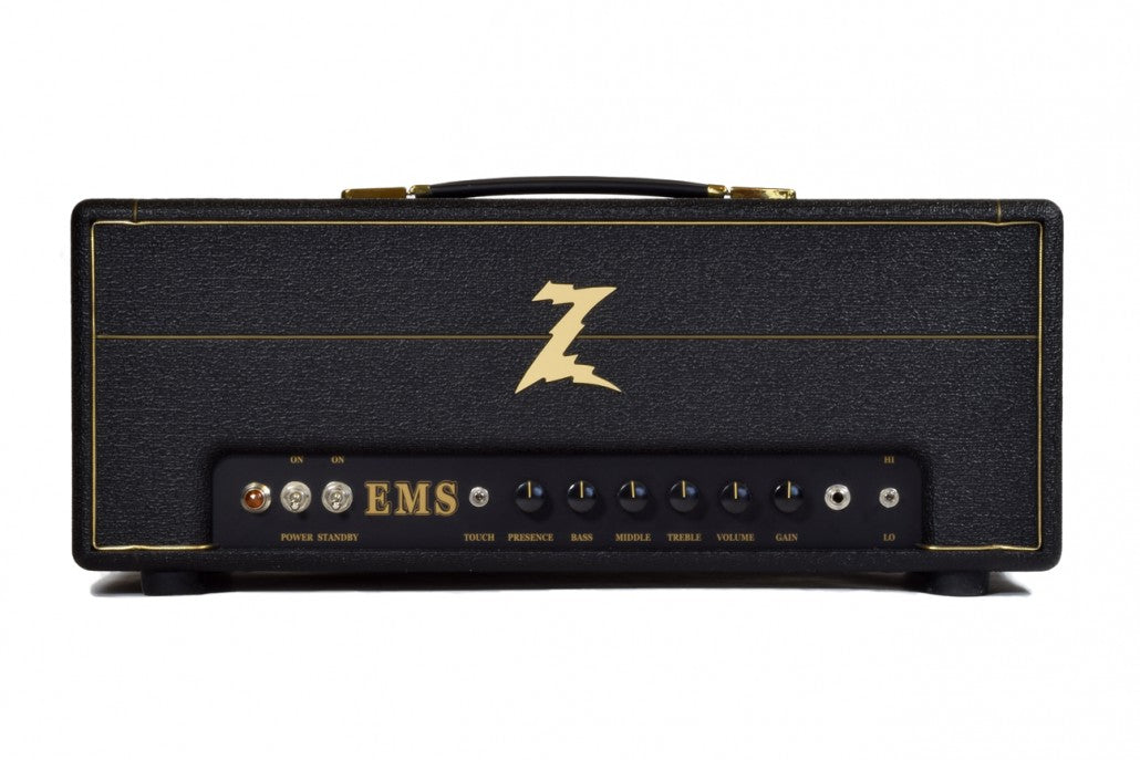 Dr. Z EMS Head Black