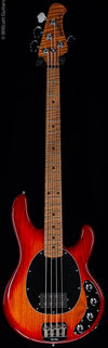 Ernie Ball Music Man Willcutt Limited StingRay Special 4 H Lava Burst Roasted Maple