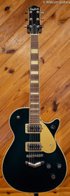 Gretsch G6228 Player Edition Jet BT with V-Stoptail Cadillac Green