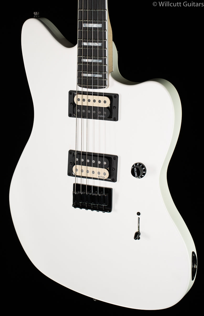 Fender Jim Root Jazzmaster V4 Flat White