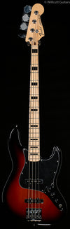 Fender Geddy Lee Jazz Bass 3-Tone Sunburst Maple