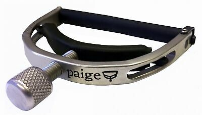 Paige P-6N-Z Original Capo Satin Nickel