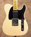 "Fender Custom Shop 4/54 Blackguard Tele Blonde Willcutt Limited 10/56 ""V"" (368)"