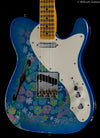 Fender Custom Shop 50s Relic Thinline Tele Blue Flower