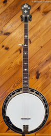 Recording King Madison Series Maple Resonator Banjo w/ Tone Ring