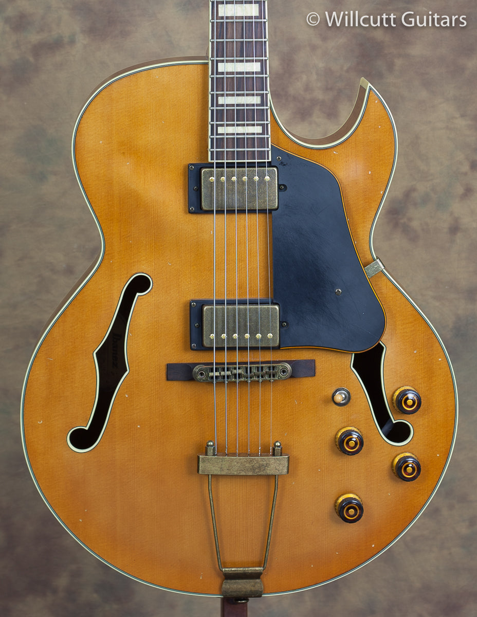 Ibanez AKJV90D  ArtCore Expressionist Vintage Dark Amber Low Gloss USED (136)