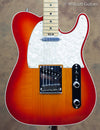 Fender American Elite Telecaster Aged Cherry Burst USED (064)