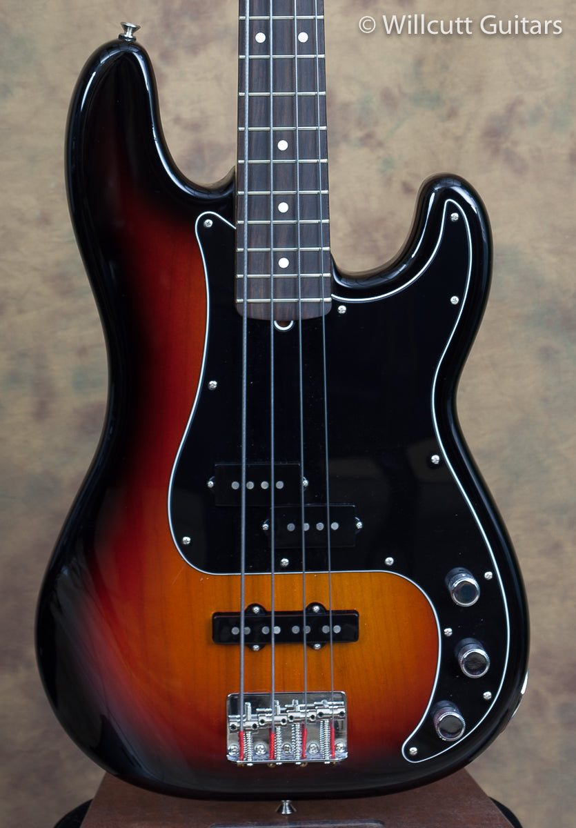 Fender American Performer Precision Bass 3-Color Sunburst USED