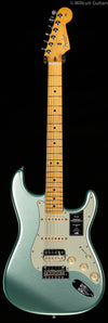 Fender American Professional II Stratocaster® HSS, Maple Fingerboard, Mystic Surf Green