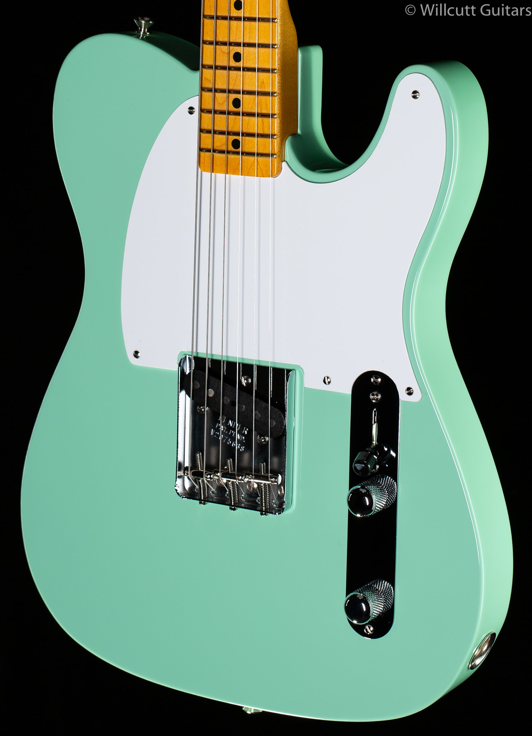 Fender  70th Anniversary Esquire Surf Green