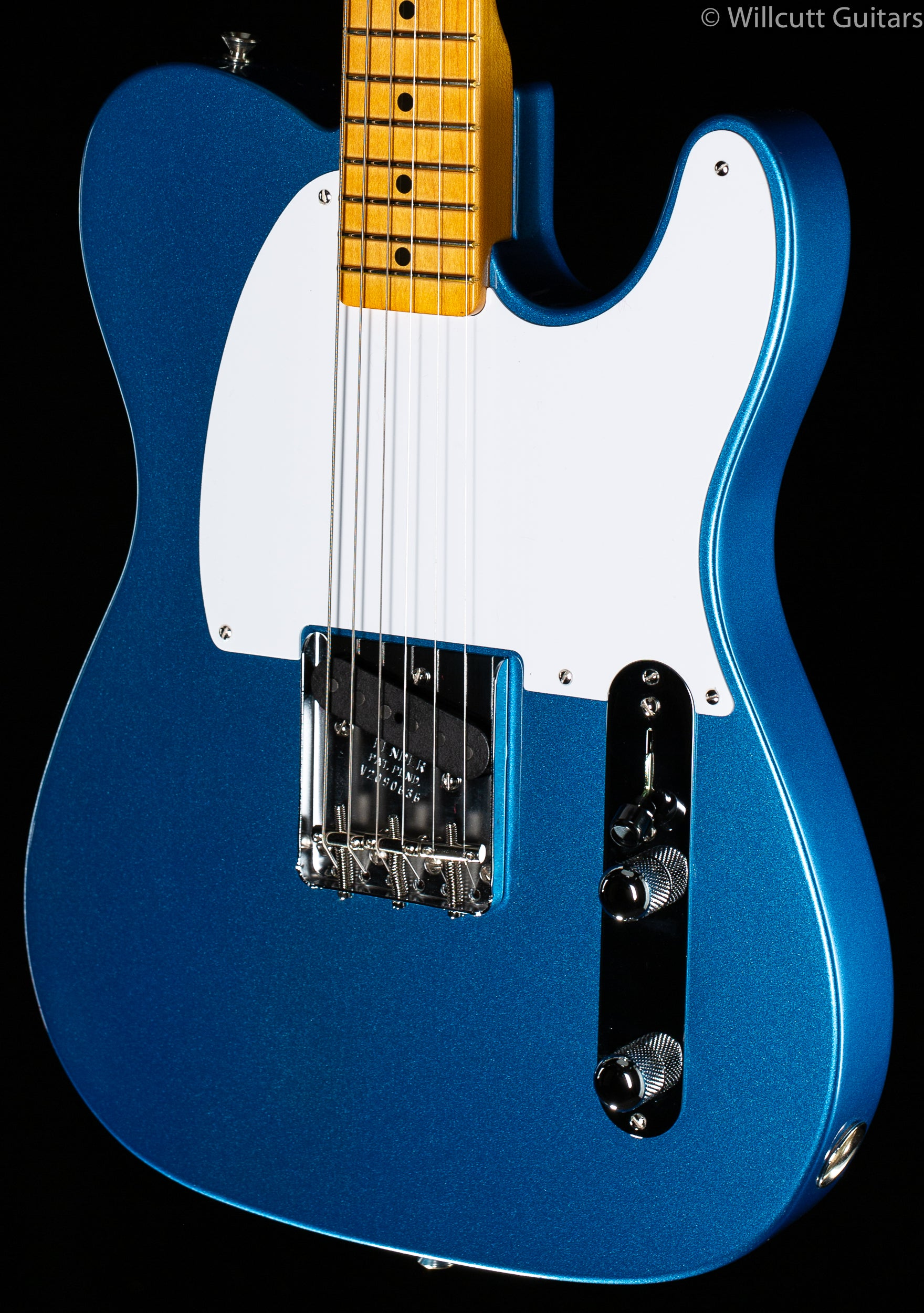 Fender  70th Anniversary Esquire Lake Placid Blue