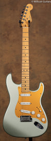 2000 Fender American Standard Stratocaster Inca Silver USED