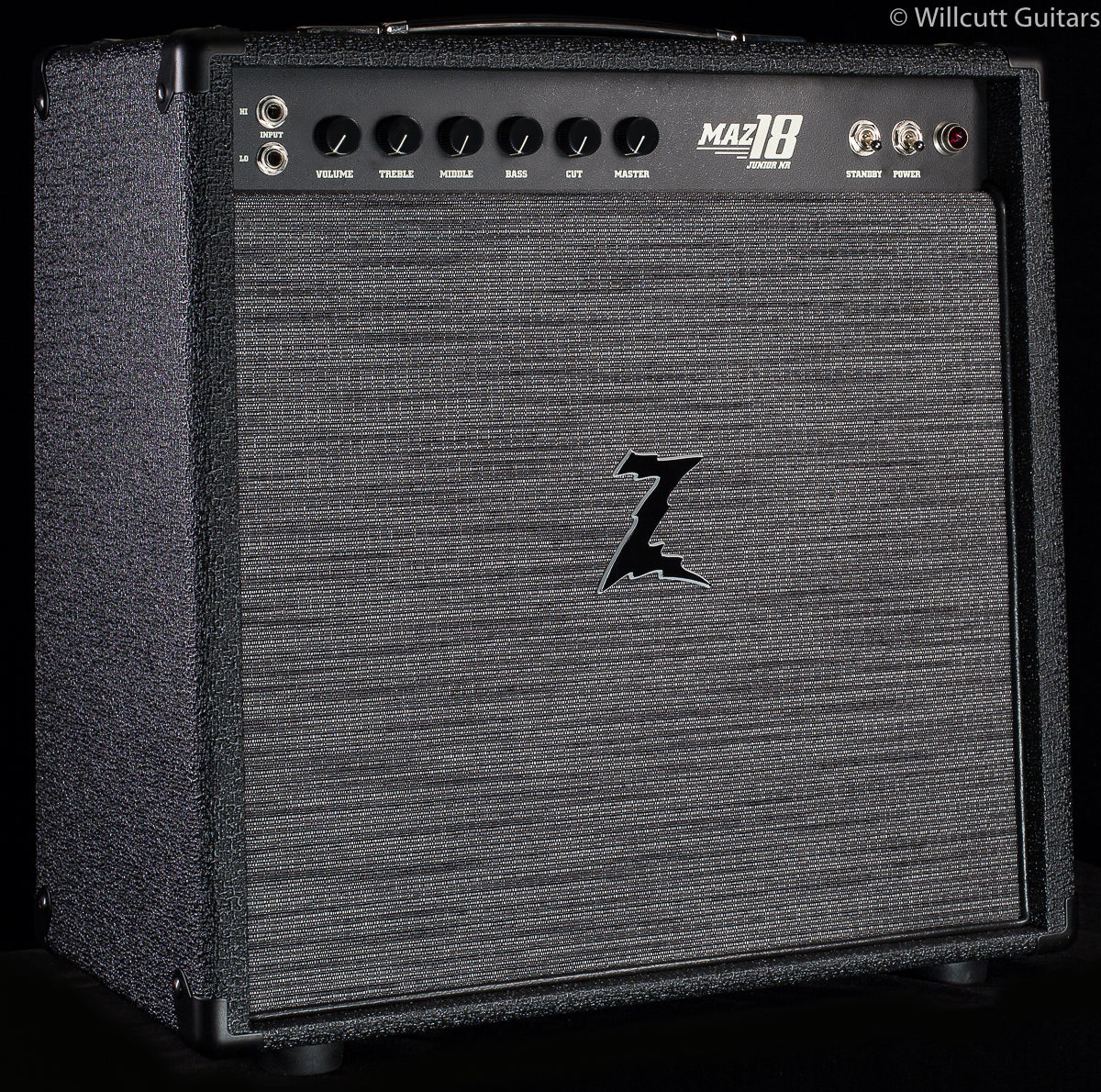 Dr. Z Maz 18 NR 112 Black ZWreck Piping Studio Cab