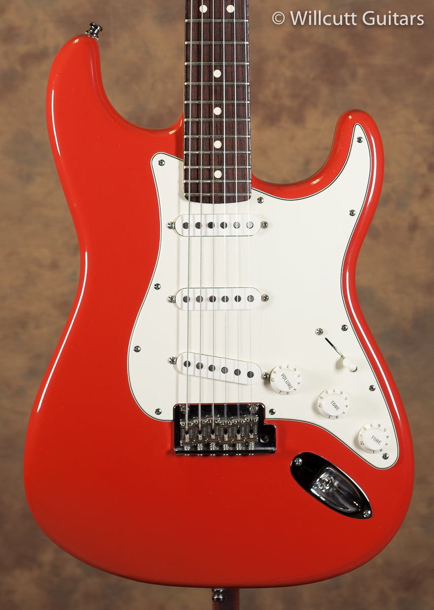 Fender American Stratocaster Special Edition Fiesta Red Matching Headstock USED