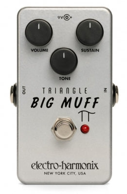 Electro Harmonix Triangle Big Muff Pi Distortion / Sustainer
