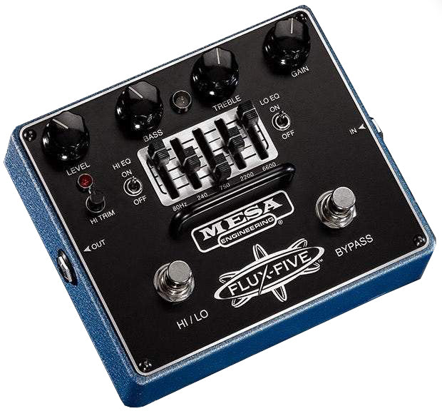 Mesa Boogie Flux Five Overdrive Pedal