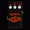 Quilter MICRO BLOCK 45 watt guitar amp in a pedal