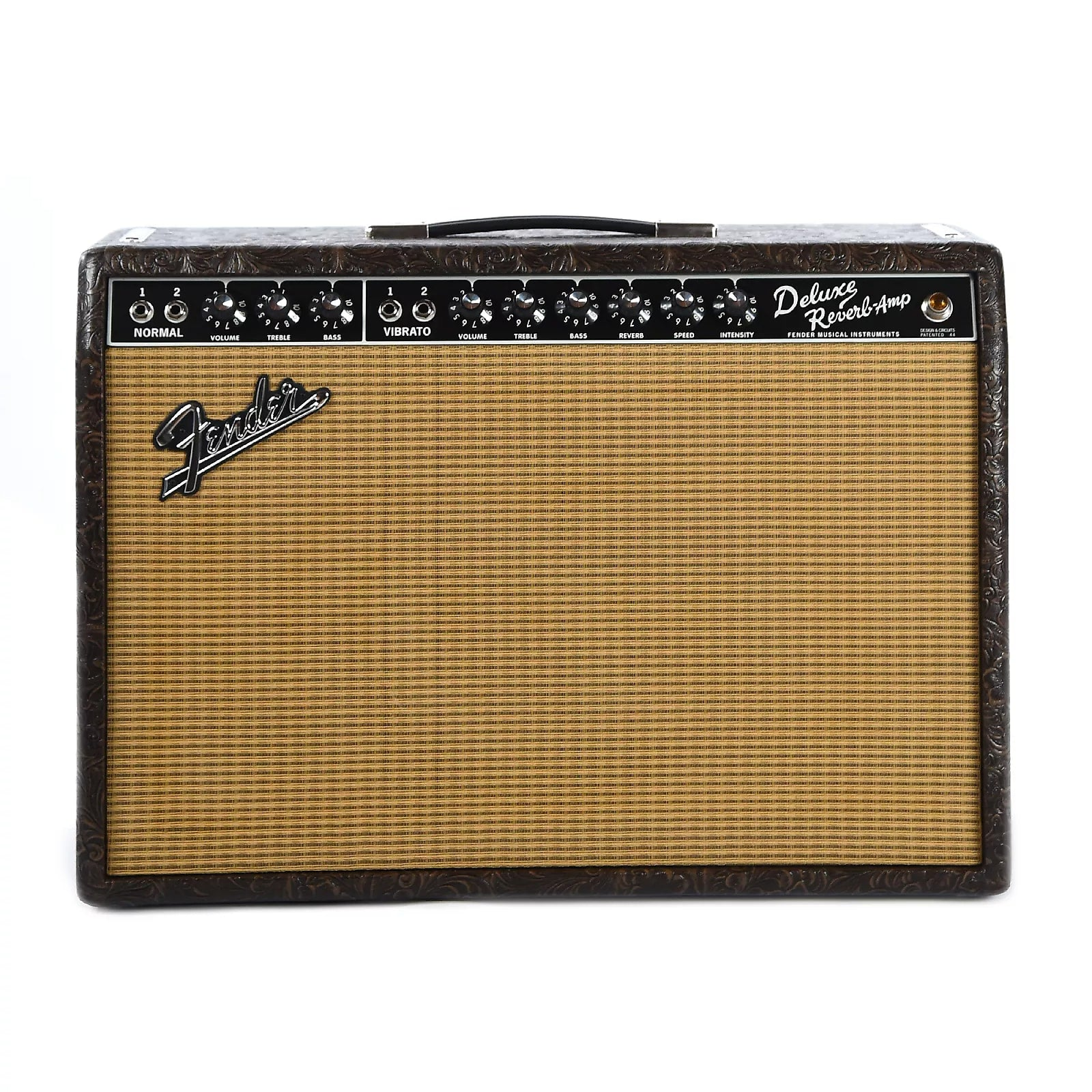 Fender '65 Deluxe Reverb Western Wheat Limited Edition