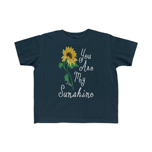 You Are My Sunshine Kid's Fine Jersey Tee 2T-4T