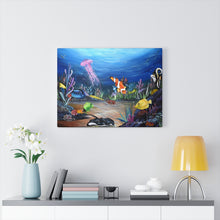 Load image into Gallery viewer, Finding Nemo Print Canvas Gallery Wraps