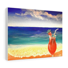 "Load image into Gallery viewer, ""Margarita"" Acrylic Painting Print Canvas Gallery Wraps"