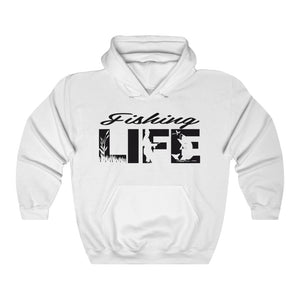 Fishing Life Heavy Blend™ Hooded Sweatshirt