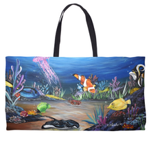 Load image into Gallery viewer, Finding Nemo Weekender Totes