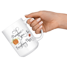 Load image into Gallery viewer, Pumpkin Spice & Everything Nice Coffee Mug