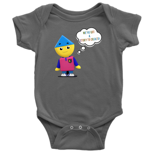Charlies Colorform City Short Sleeve Onsie