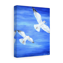 "Load image into Gallery viewer, ""Fly High"" Acrylic Painting Print Canvas Gallery Wraps"