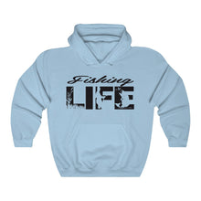 Load image into Gallery viewer, Fishing Life Heavy Blend™ Hooded Sweatshirt