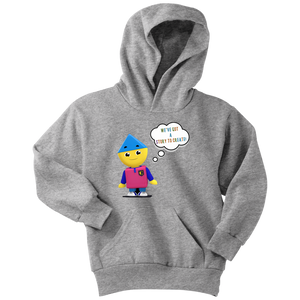 Charlie's Colorform City Youth Hoodie