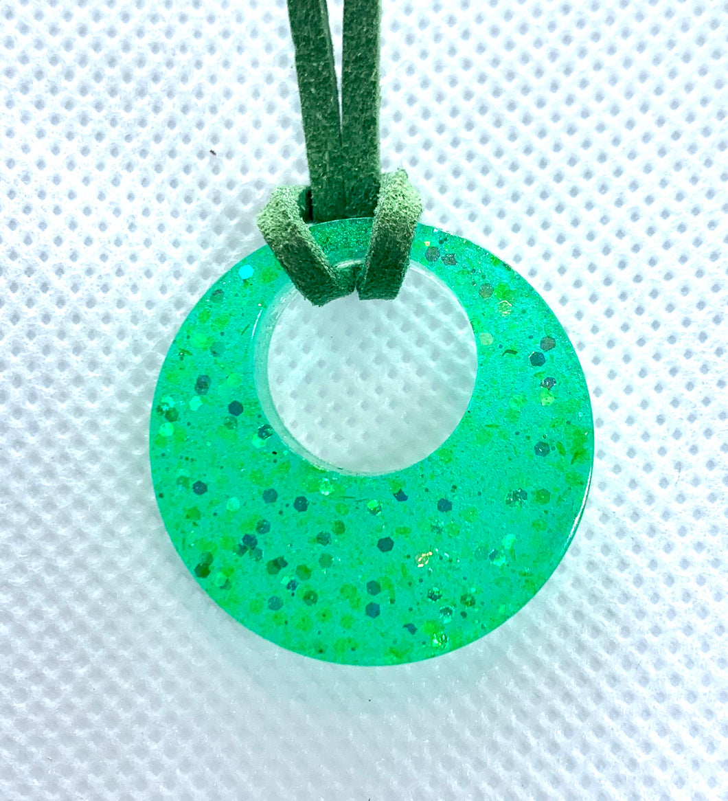 Resin Necklaces