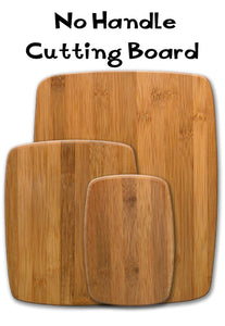 Let's Cook Breaking Bad Cutting Board